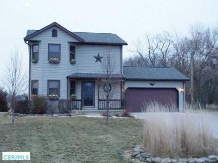 23250 Middleburg Plain City Rd. - Milford Center Ohio Homes