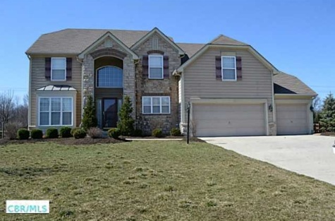 13396 NW Erstcroft Ct. - Haaf Farms Pickerington Ohio