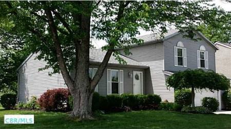 Colony Park Pickerington Ohio Home Sales