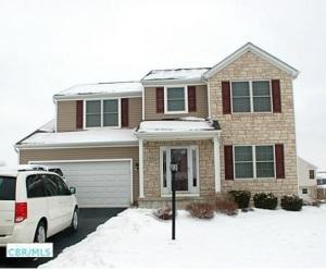 Cumberland Crossing Pataskala Ohio Home Sales