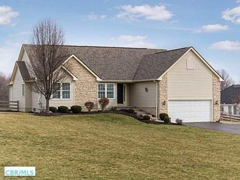 Home Sales in Harrison Trace Pataskala Ohio