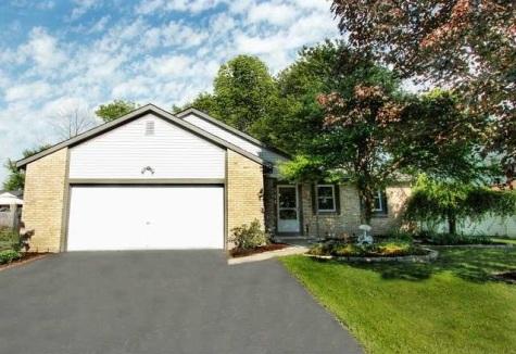 Home Sales in the Meadows of Reynoldsburg