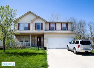 Home Sales in Milnor Place Pickerington Ohio