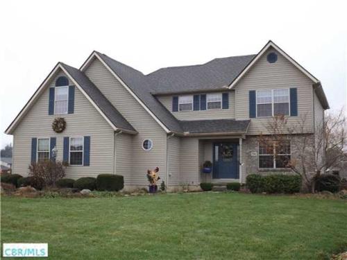 Jefferson Ridge Pataskala Ohio Homes for Sale