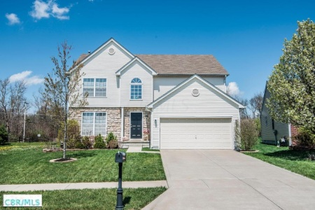 8574 Old Field Birch Dr. Blacklick, OH 43004