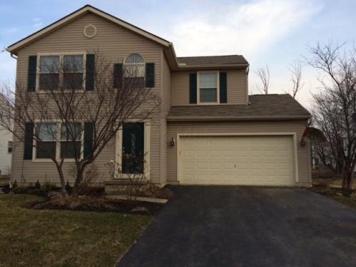 209 Kemperwood Drive Pataskala, OH 43062 - Brooksedge Home for Sale