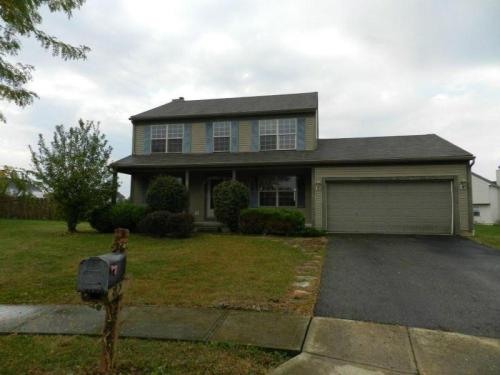 312 Glenmoore Court Pataskala, OH 43062 - Brooksedge Home in Contract
