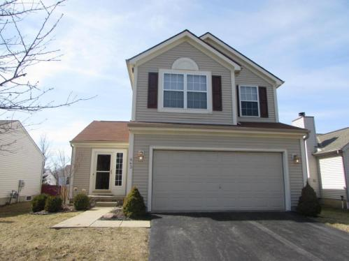 443 Kestrel Drive Blacklick, OH 43004 - Woods at Jefferson