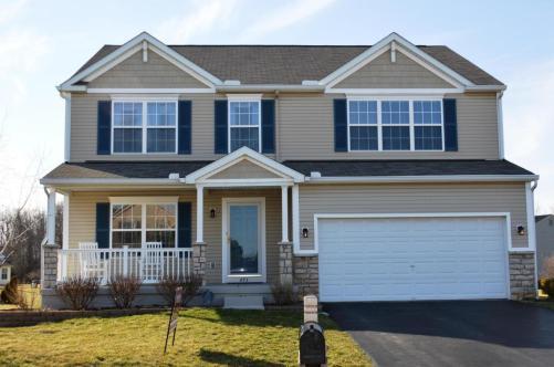 493 Lockmead Drive Pataskala, OH 43062 - Brooksedge Home Sold