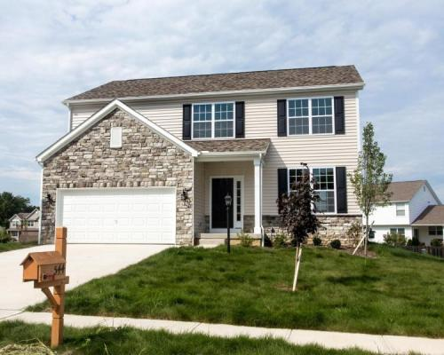 544 Herrogate Square 328 Pickerington, OH 43147 - Preston Trails