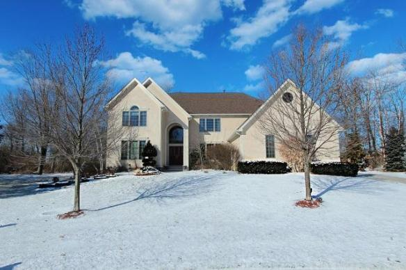 12424 Brook Forest Ct. Pickerington, OH - Large Custom Home