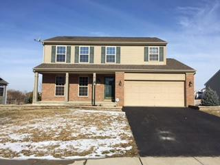 134 Fox Glen Drive W Pickerington, OH 43147 - Home just sold