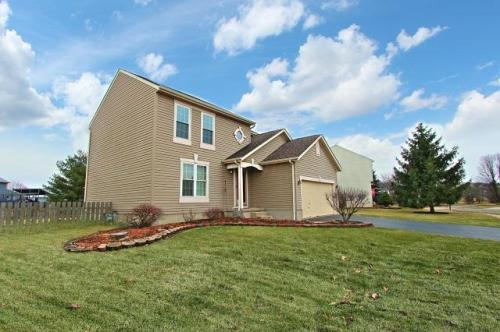 568 Courtland Lane Pickerington, OH 43147 - Home Just Sold