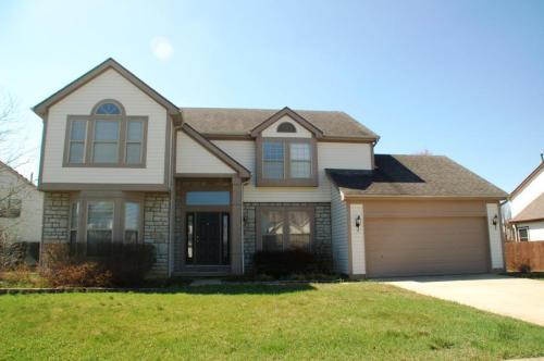 7639 Creekbend Drive Pickerington, OH 43147 - New Listing