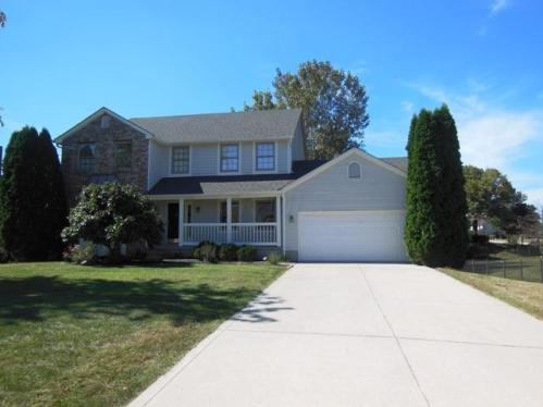 9618 Wagonwood Drive NW Pickerington, OH 43147 - Home Just Sold