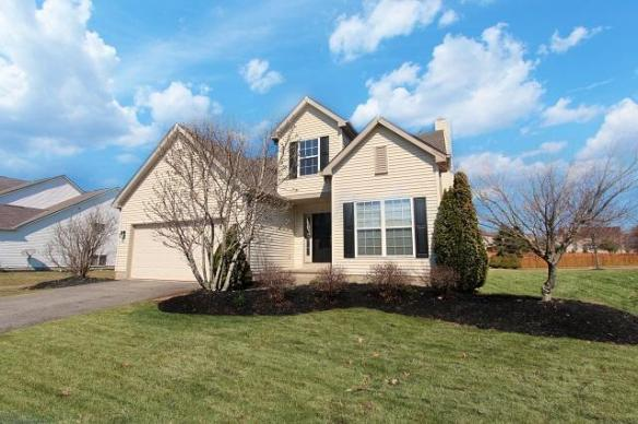 Mallard Pond Pickerington Ohio 43147 Real Estate