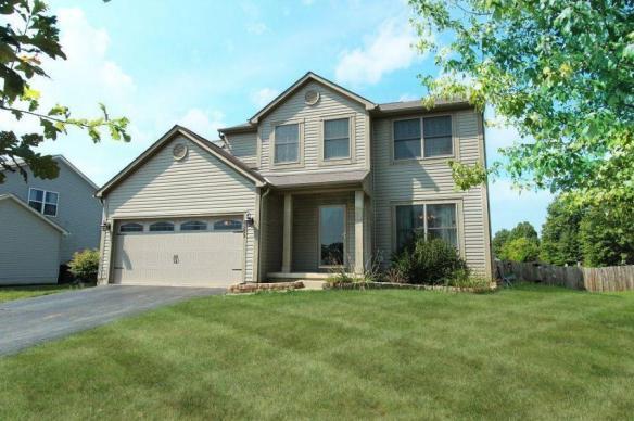 Ridgeline Dr Home Sales, Summit Ridge Community, Reynoldsburg OH 43068