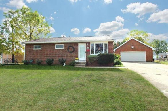 4221 Powell Ave, Whitehall Ohio 43213, Home Sales