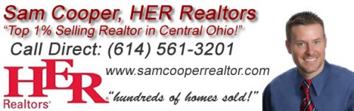 Galena Ohio Real Estate Sales, Sam Cooper HER
