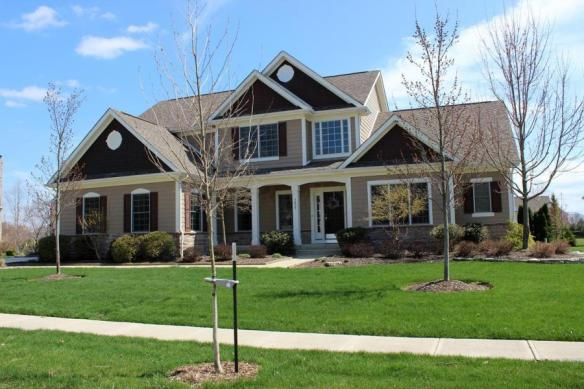 Ballantrae Dublin Ohio 43016 Homes for Sale