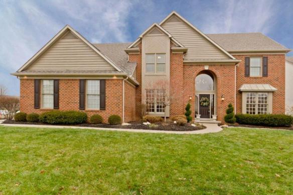 Amberleigh Dublin Ohio 43017 Real Estate