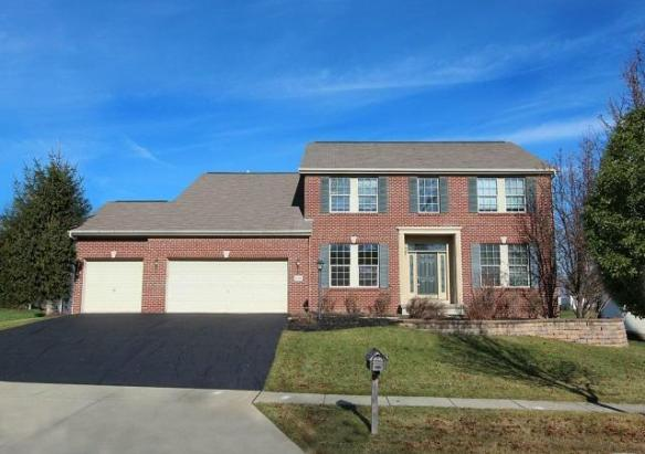Pickerington Ohio Recent Home Sales - Preston Trails