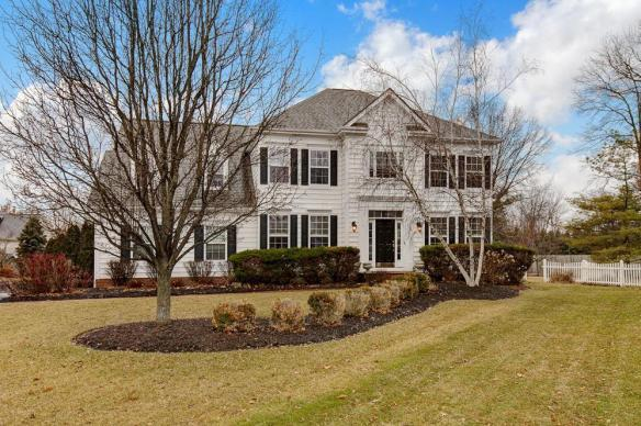 Hampsted Village Home Sales, New Albany 43054
