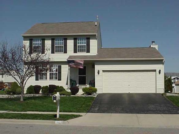 Pickerington Run Subdivision, Pickerington Ohio 43147